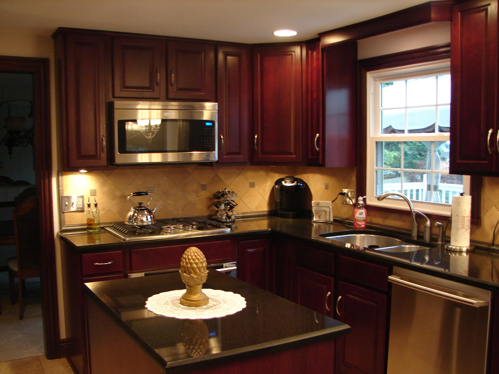 Kitchen remodeling gallery buffalo western new york for Kitchen renovation images