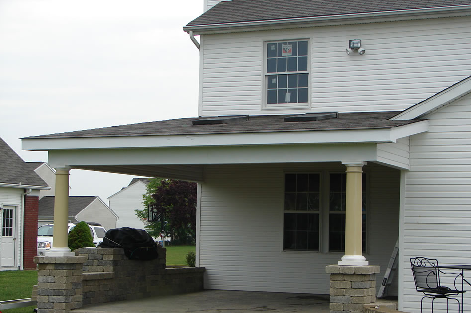 Porch, Patio, Enclosures, Overhangs, Sunrooms Gallery Buffalo Western New  York