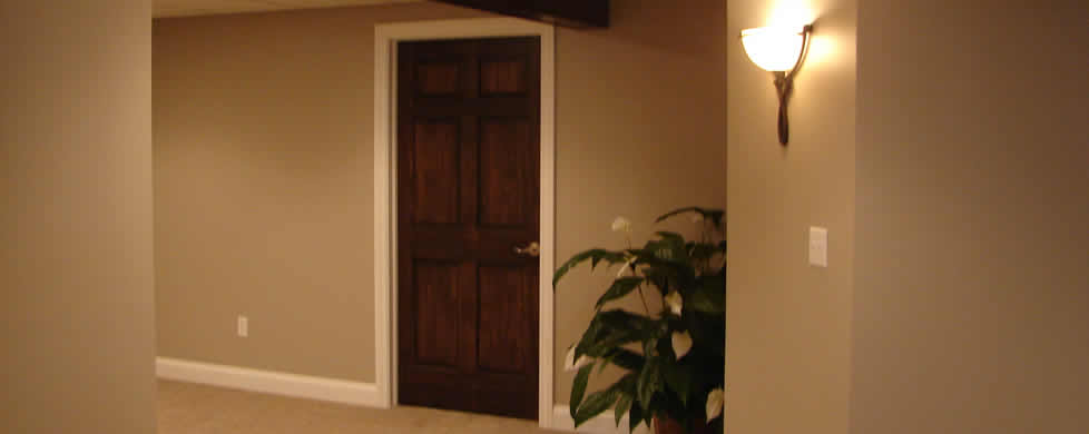 Basement Refinishing Remodeling